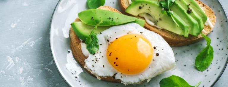 3 Easy Midweek Egg Breakfast Ideas image