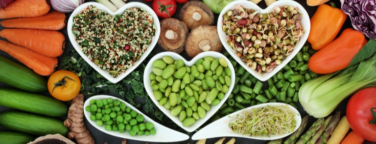 Foods to keep your gut healthy image