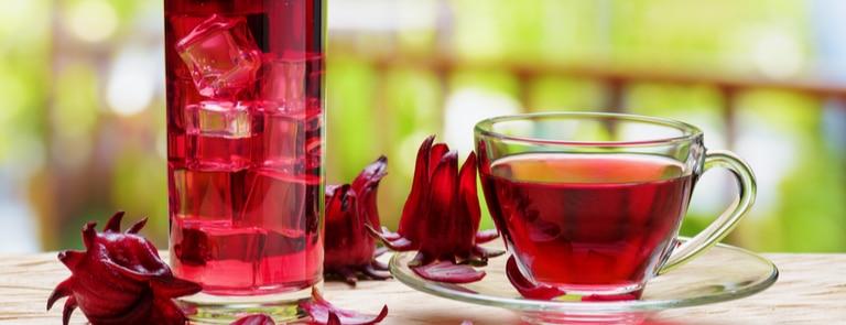 Surprising health benefits of hibiscus tea image