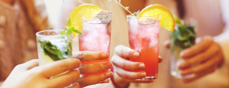 8 Non Alcoholic Drinks For Any Occasion