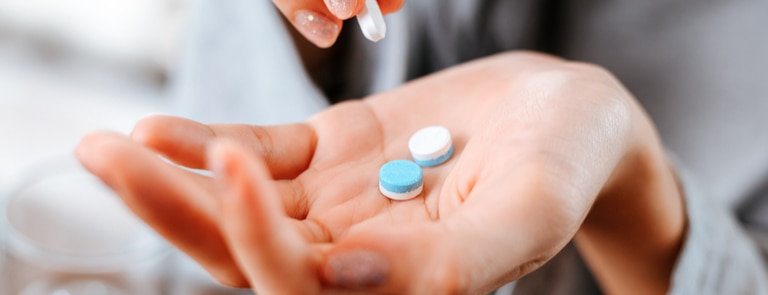 over the counter pain relief medication