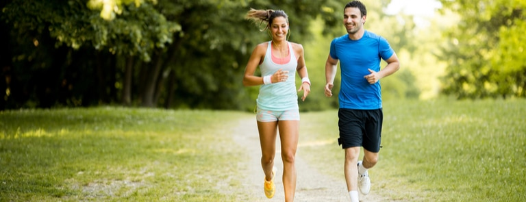 Is running good for weight loss? image