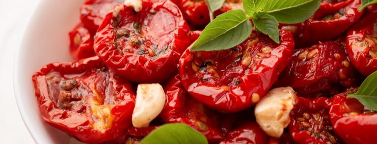 Sun-dried tomatoes benefits image