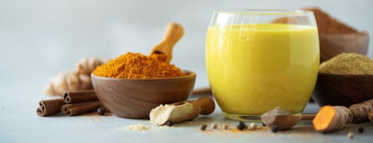 Turmeric Milk Health Benefits & Recipes