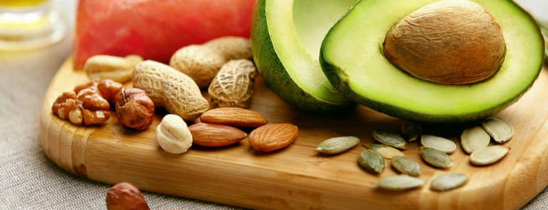 The difference between healthy fats & bad fats image