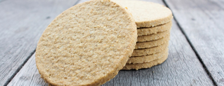 Are oatcakes healthy? image
