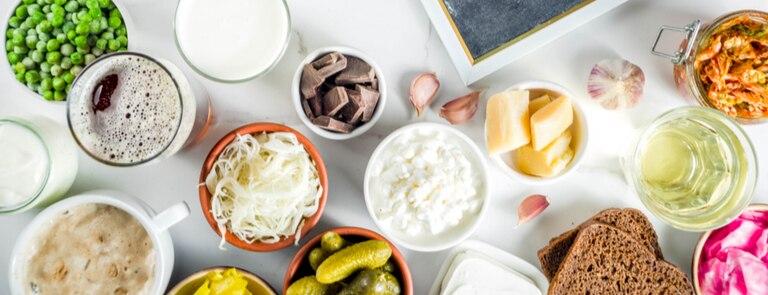 14 Best Probiotic Foods & Supplements