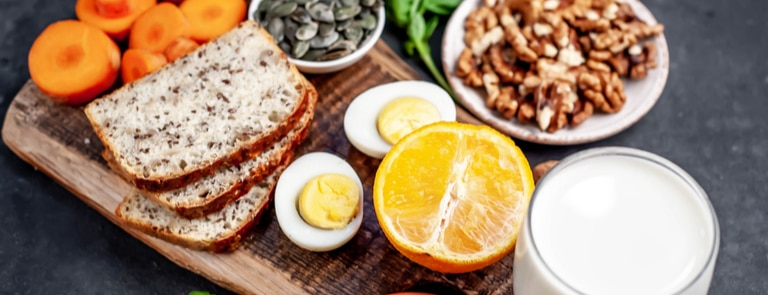thiamine food sources