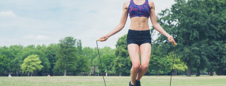 Skipping As A Workout