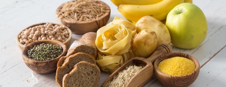 low fibre diet