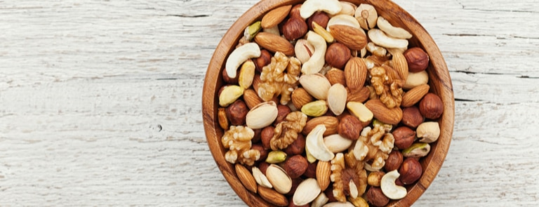 A – Z List of Different Types of Nuts – 25 Kinds
