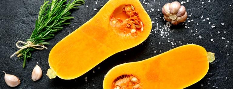Butternut Squash: Benefits & Nutrition