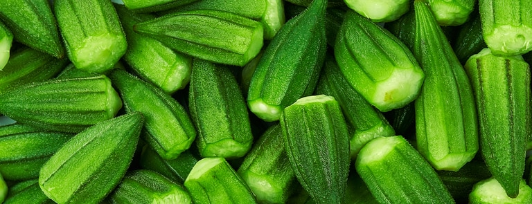 What is Okra: Health Benefits & Nutrition