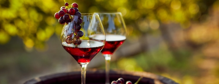 Is red wine good for you? image