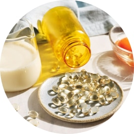 The best sources of Vitamin D