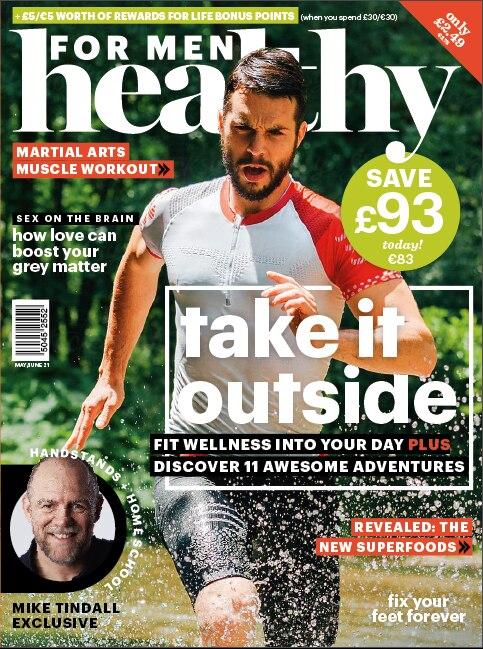 Healthy for Men magazine