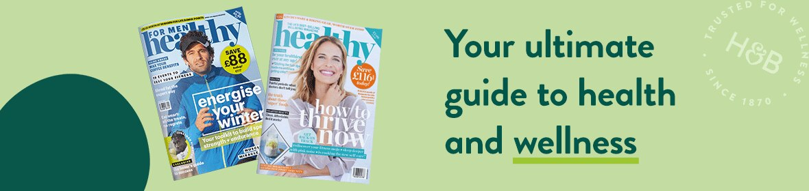 Healthy Magazine July