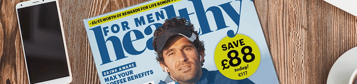 Healthy for men issue 90