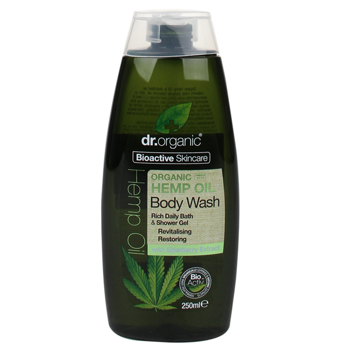 Dr. Organic Hemp Oil Body Wash
