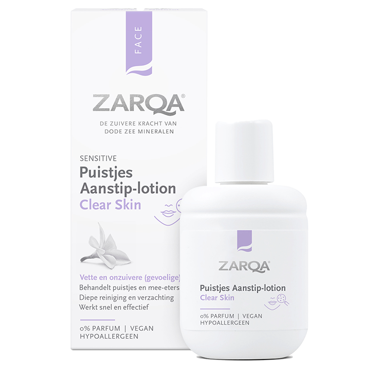 Zarqa Aanstiplotion Clear Skin