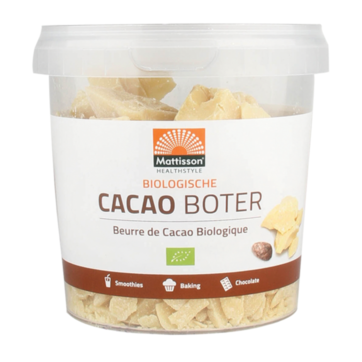 Mattisson Cacao Butter Bio (300gr)