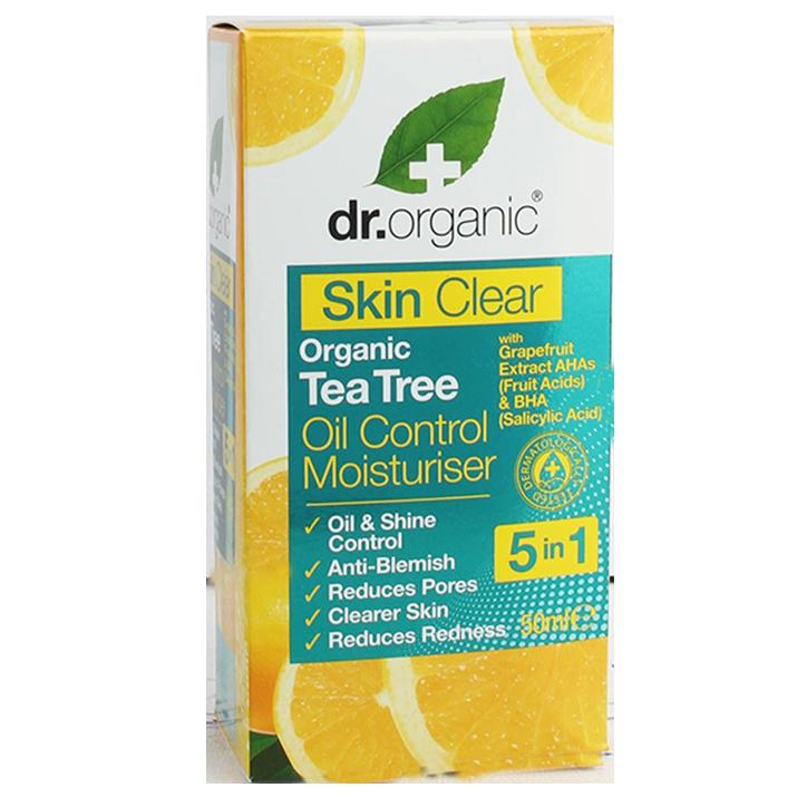 Dr. Organic Skin Clear Tea Tree Moisturiser