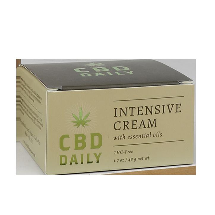 CBD Daily Intensive Cream (48gr)