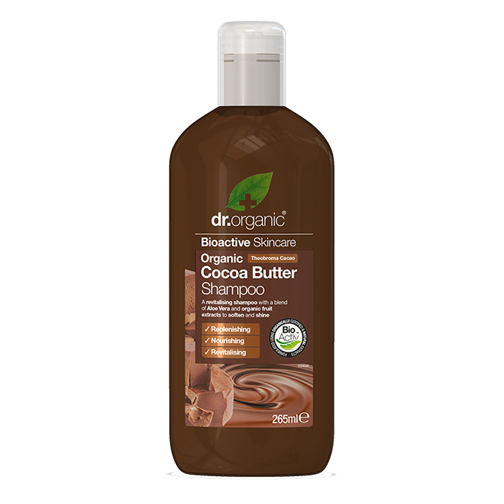 Dr. Organic Cocoa Butter Shampoo