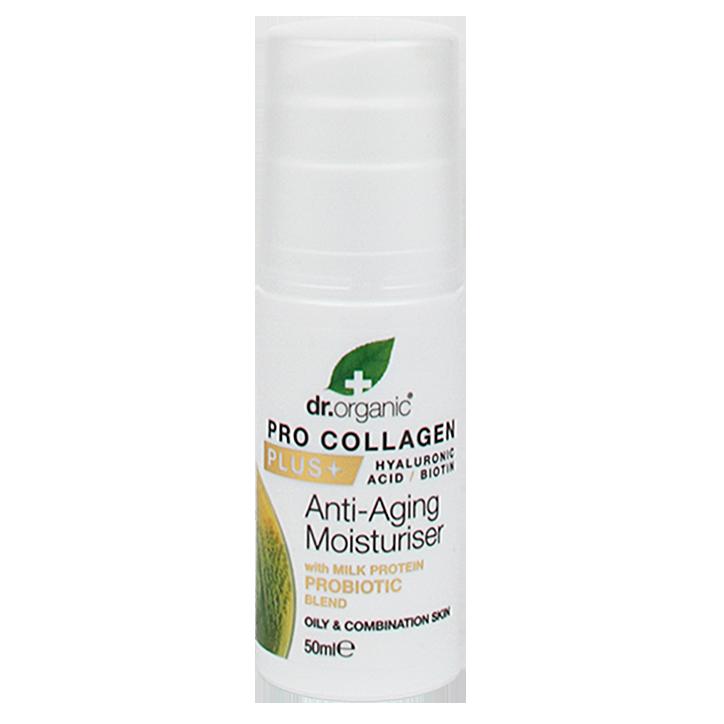 Dr Organic Anti-Aging Moisturiser Probiotic