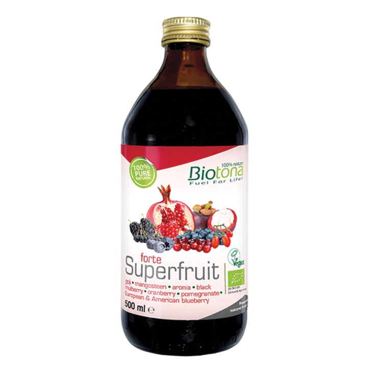 Biotona Superfruit Forte Bio (500ml)
