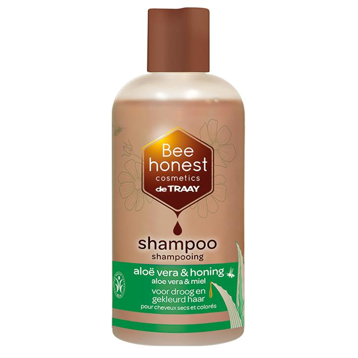Bee Honest Shampoo Aloe Vera & Honing