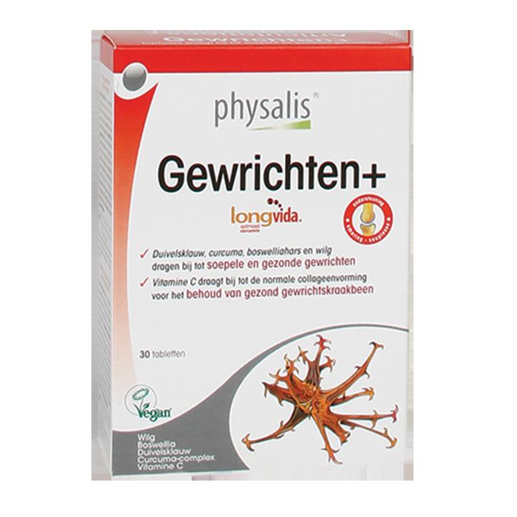 Physalis Gewrichten+ (30 Tabletten)