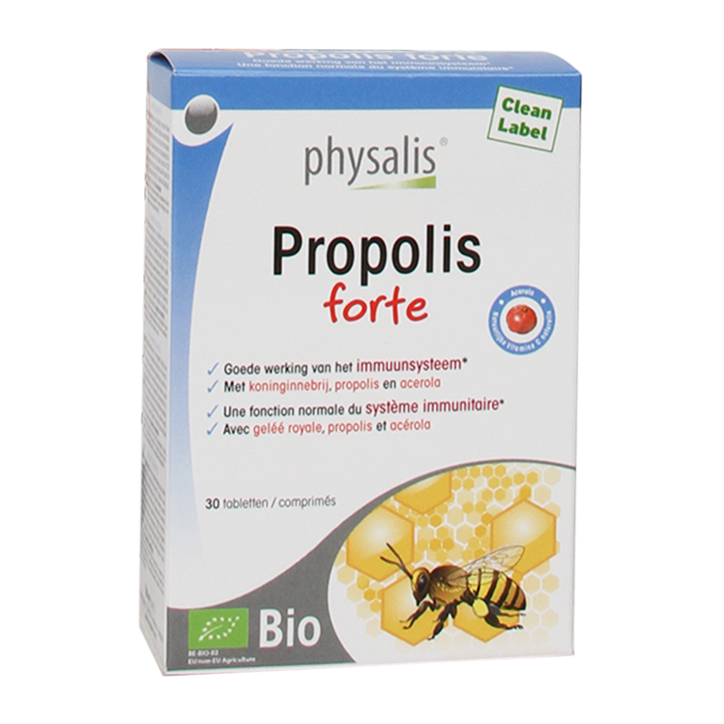 Physalis Propolis Forte (30 Tabletten)