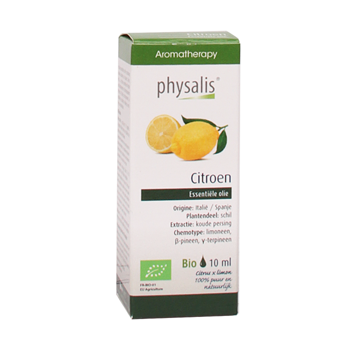 Physalis Citroen Bio (10ml)