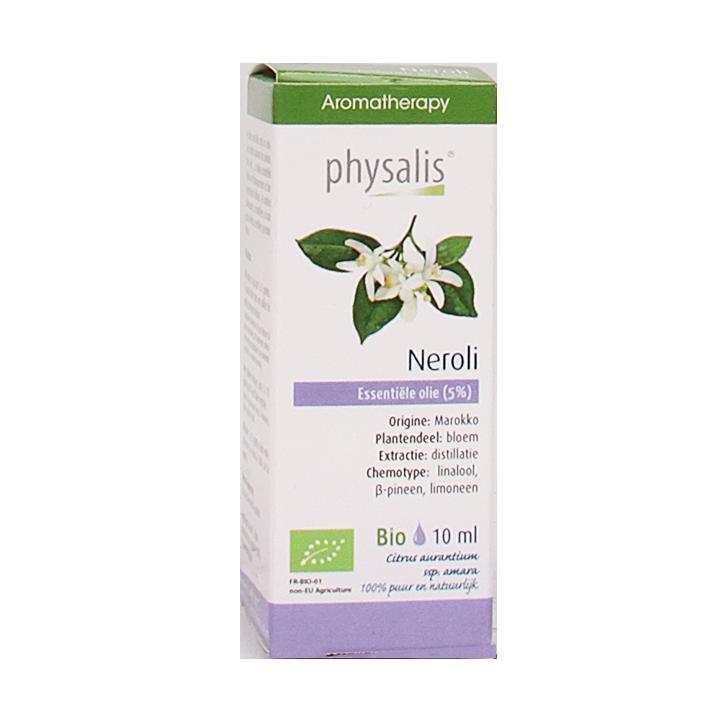 Physalis Neroli 5% Bio (10ml)