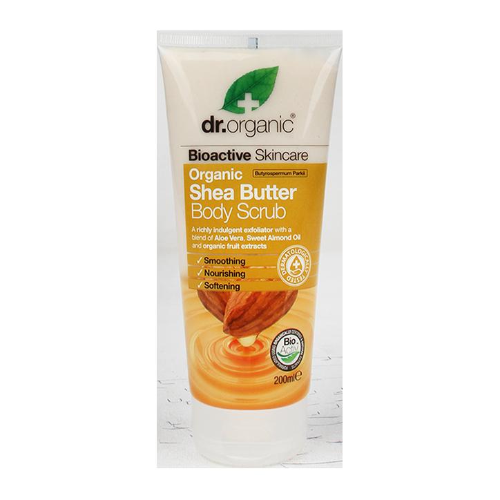 Dr. Organic Shea Butter Body Scrub