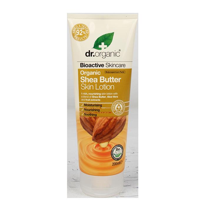Dr. Organic Shea Butter Skin Lotion