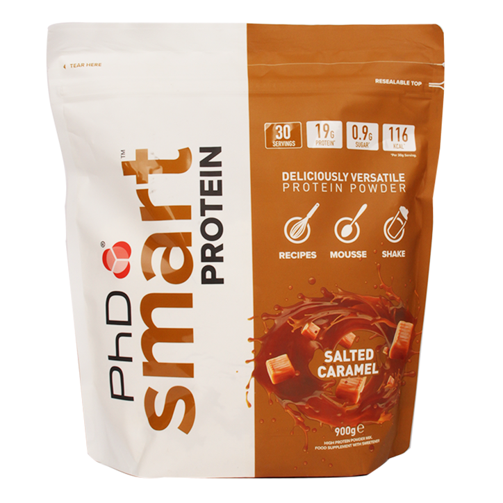 PhD Smart Protein Salted Caramel 900g