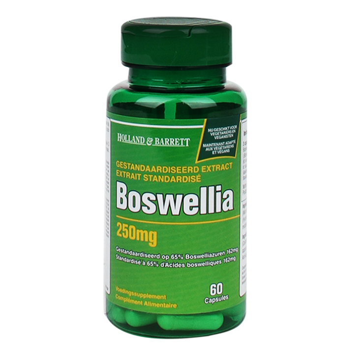 Holland & Barrett Boswellia, 250mg (60 Capsules)