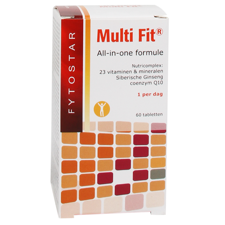 Fytostar Multi Fit All-In-One (60 Tabletten)