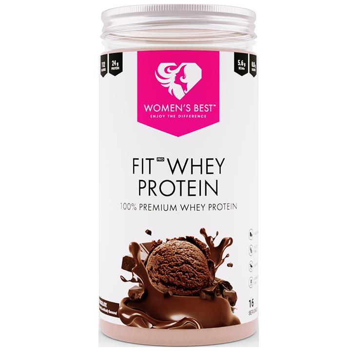 Women's Best Fit Whey Protein Chocolate 500g
