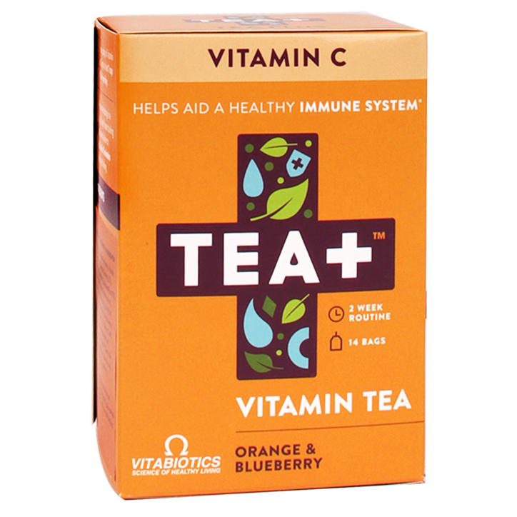 Tea + Defence Vitamin Tea (14 Theezakjes)