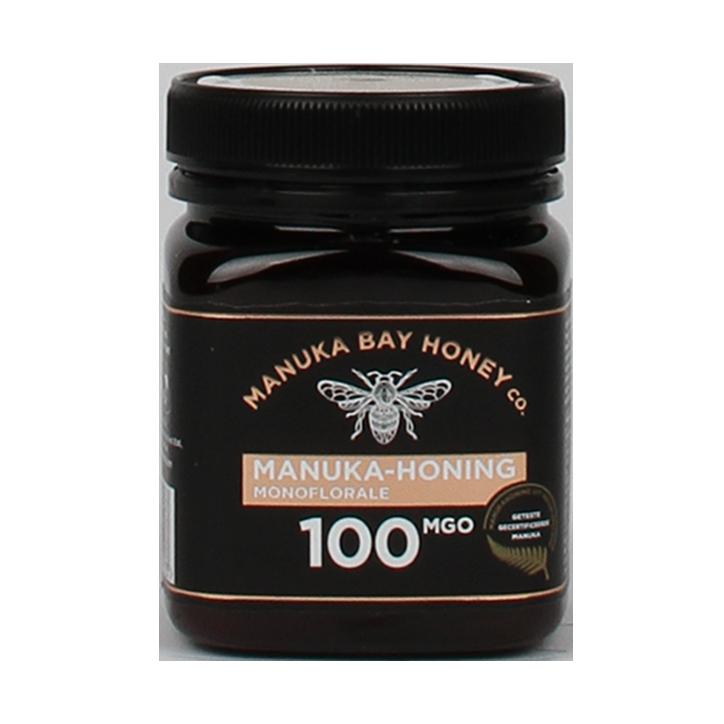 Manuka Bay Manuka Honing MGO 100 (250gr)