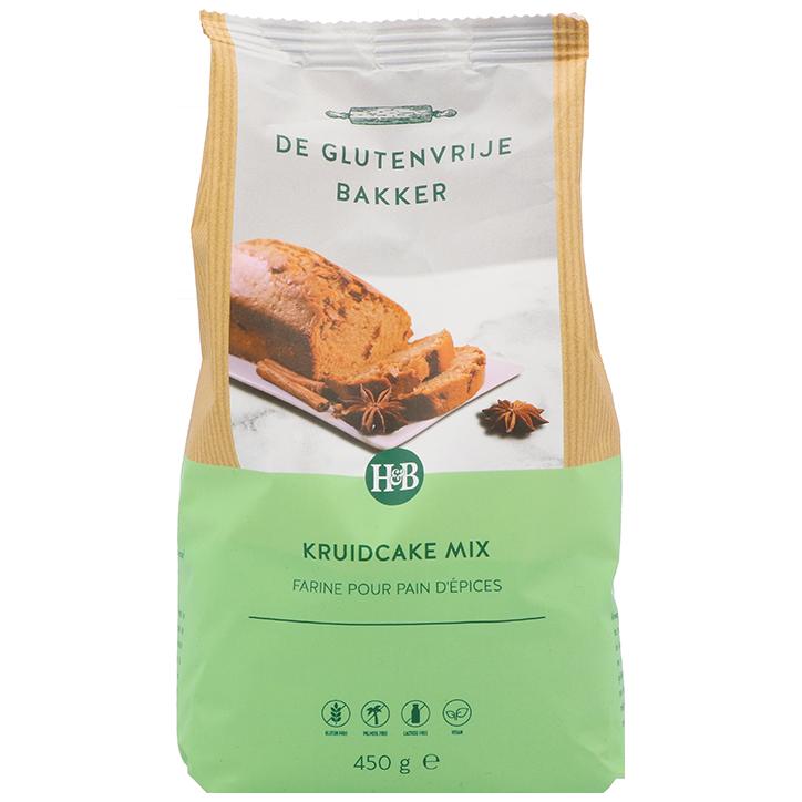 De Glutenvrije Bakker Kruidcake Mix