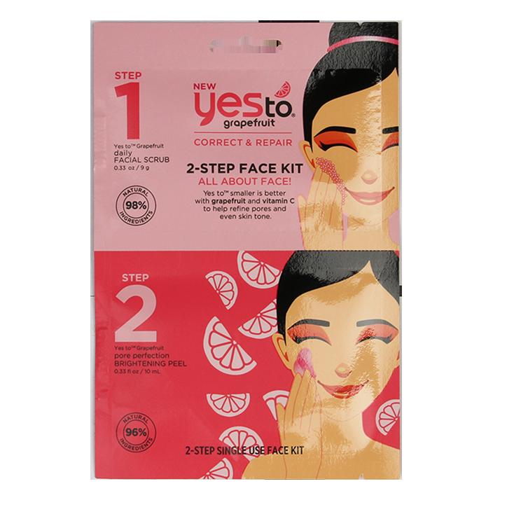 Yes To Grapefruit 2 Set Face Kit