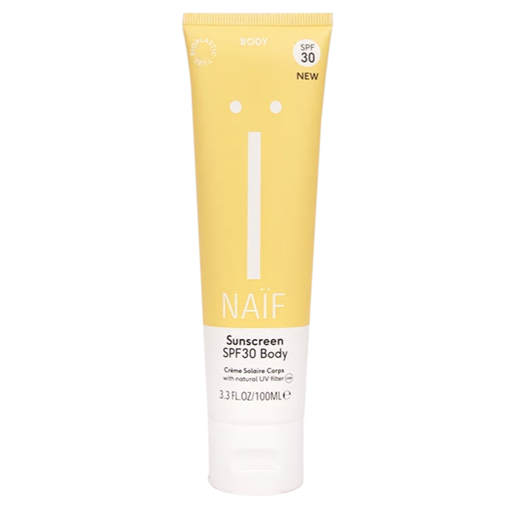 Naif Sunscreen Body SPF30 (100ml)