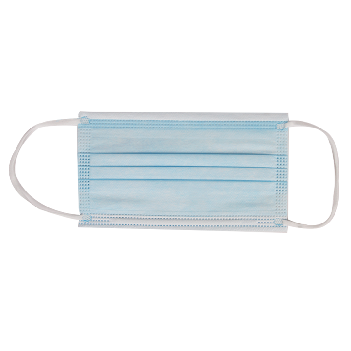 Balthasar Healthcare Mondkapje 3-ply Disposable Mask (10 Stuks)