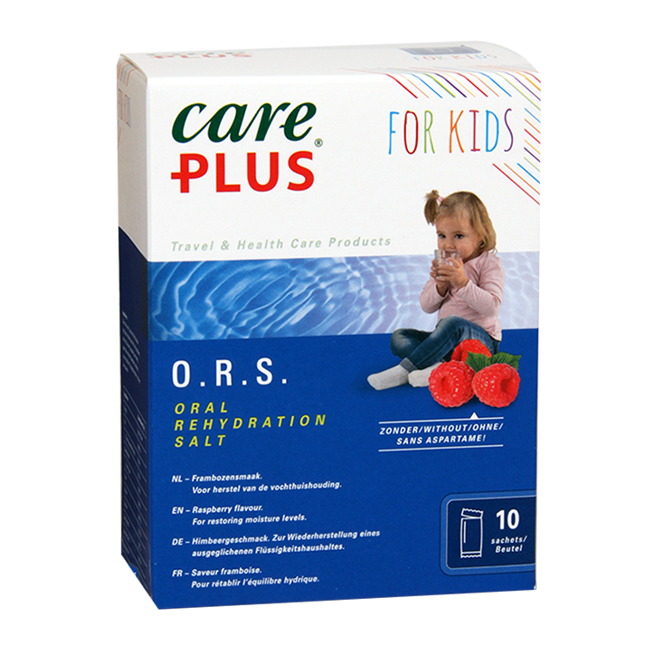 Care Plus O.R.S. Kind (10x5,3gr)