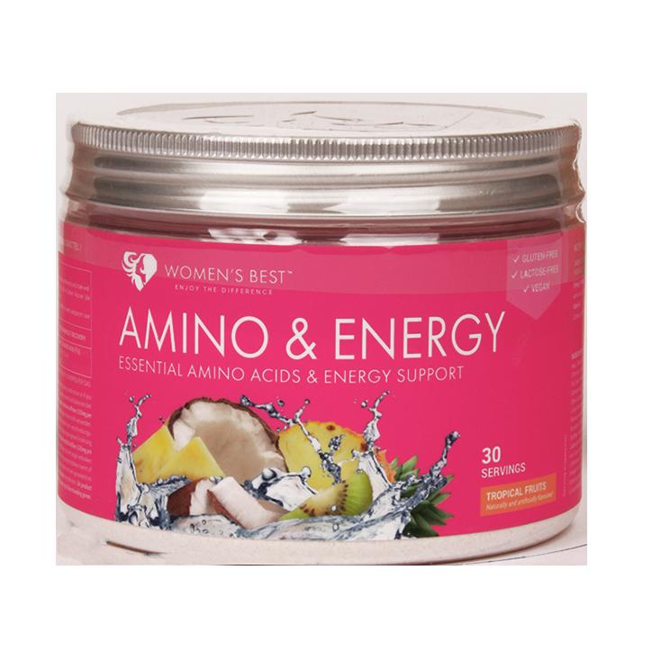 Women's Best Amino & Energy Tropical Fruits (270gr)
