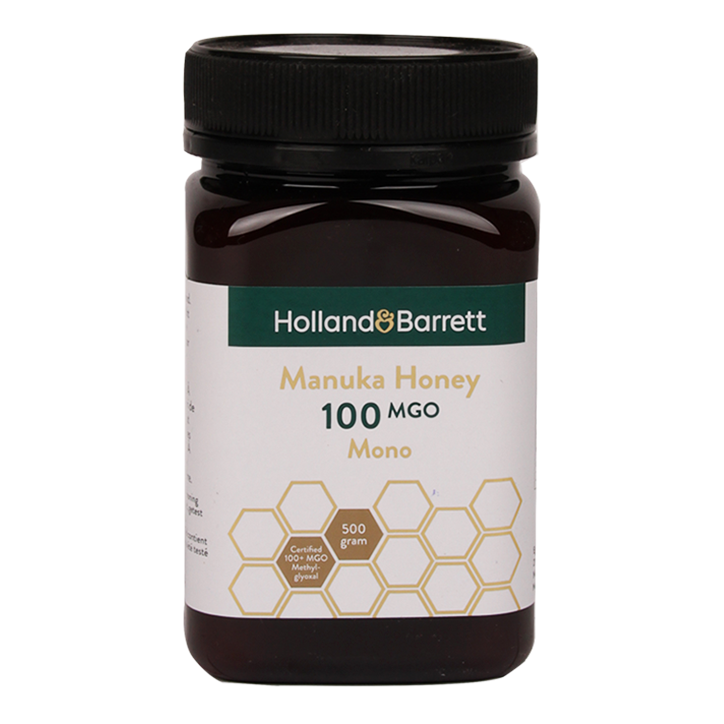 Holland & Barrett Manuka Honey Multifloral MGO 100 (500gr)